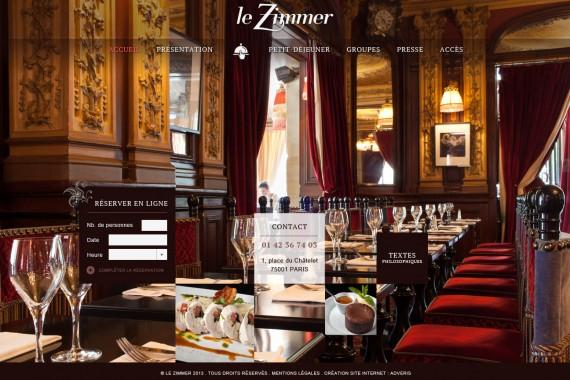 Le Zimmer Restaurant